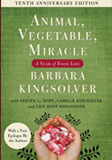 Animal, Vegetable, Miracle Book Cover